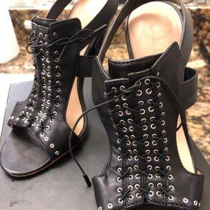 SeXy LAMB black heels size 39